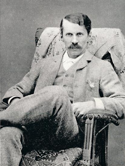 'Charles Burton Barber', 1880, (1896)-Unknown-Photographic Print