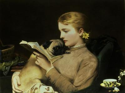 Blond and Brunette, 1879