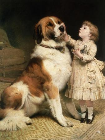 Tender Loving Care by Charles Burton Barber
