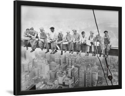 Lunch Atop a Skyscraper, c.1932