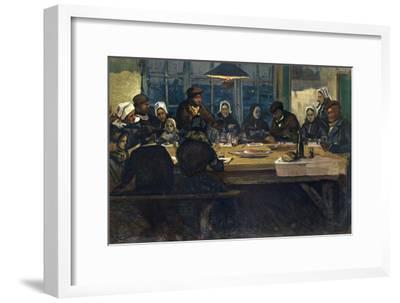Le Repas D'Adieu, 1899