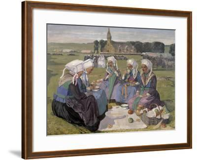 Women of Plougastel at the Pardon of Notre-Dame de La Palud, 1903
