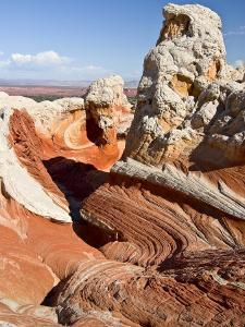 White Pocket, Vermilion Cliffs National Monument, Arizona, USA by Charles Crust