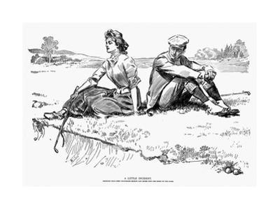 A Little Incident by Charles Dana Gibson