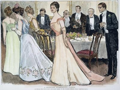 Gibson Art, 1899 by Charles Dana Gibson