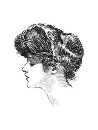 Gibson: Gibson Girl, C. 1904 by Charles Dana Gibson