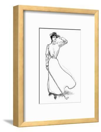 Gibson Girl, 1899