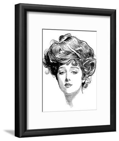 Gibson Girl, 1900