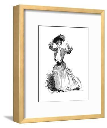 Gibson Girl, 1904
