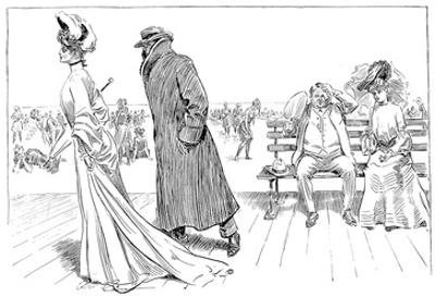 Gibson: The Weaker Sex VI by Charles Dana Gibson