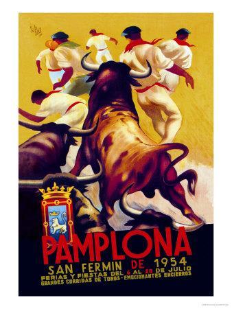 Pamplona, San Fermin