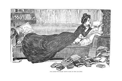 Trial by Jury by Charles Dana Gibson