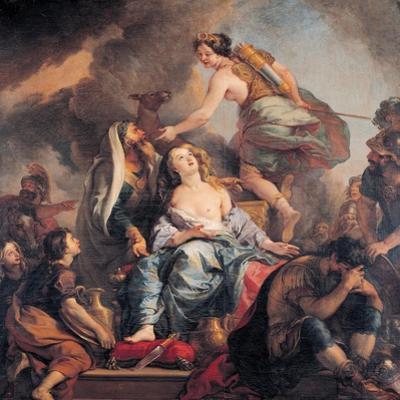 The Sacrifice of Iphigenia, 1680