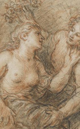 Zéphyr et Flore