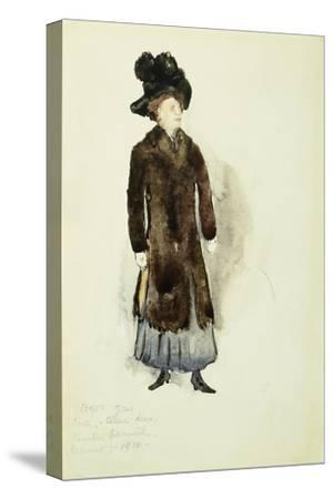 Aunt Ellen, 1910