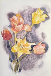 Bouquet, C.1923 by Charles Demuth