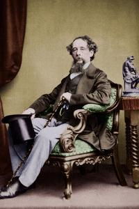Charles Dickens, C. 1865