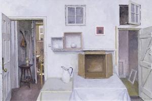 Open Doors - Framed Objects - Albers, 2004 by Charles E. Hardaker