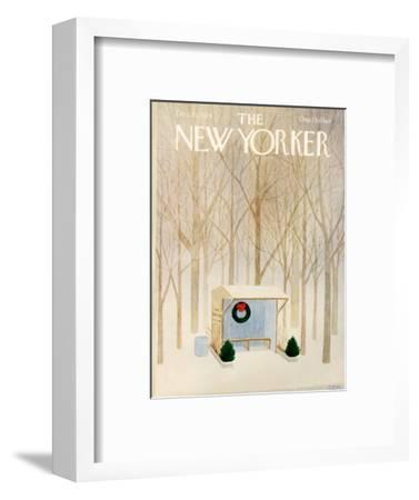 The New Yorker Cover - December 10, 1979