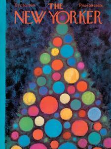 The New Yorker Cover - December 20, 1969 by Charles E. Martin