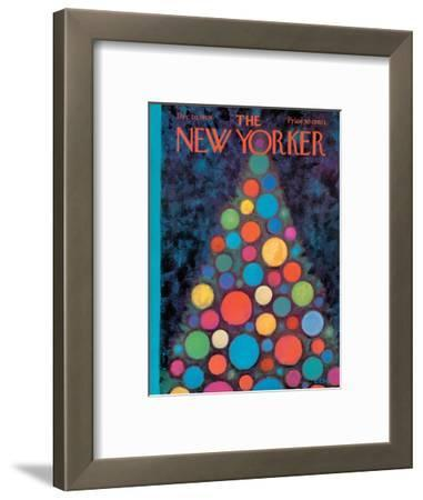 The New Yorker Cover - December 20, 1969