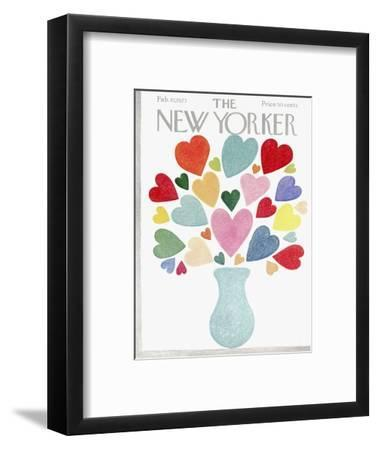 The New Yorker Cover - February 10, 1973