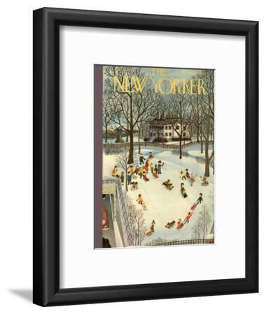 The New Yorker Cover - January 31, 1948