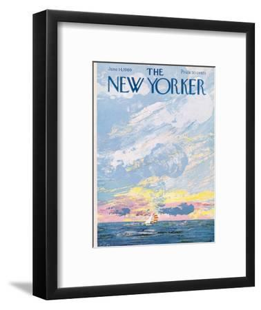 The New Yorker Cover - June 14, 1969