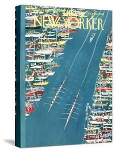 The New Yorker Cover - May 27, 1961 by Charles E. Martin