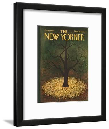 The New Yorker Cover - October 16, 1965