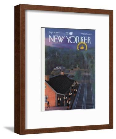 The New Yorker Cover - September 19, 1964