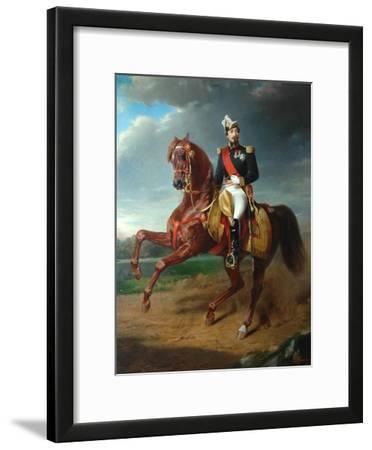 Charles Louis Napoléon Bonaparte, 1857
