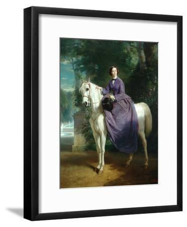 Empress Eugenie, 1857