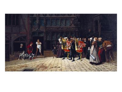 The Royal Edict, 1871
