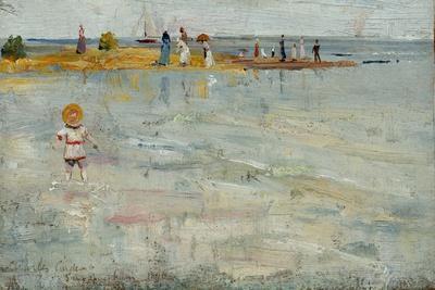 Ricketts Point, Beaumarais, 1890