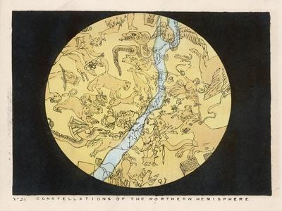 Constellations of the Northern Hemisphere
