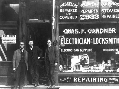Image result for Charles F. Gardner
