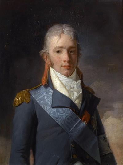 Charles Ferdinand D'Artois, Duke of Berry (1778-182)-Henri-Pierre Danloux-Giclee Print