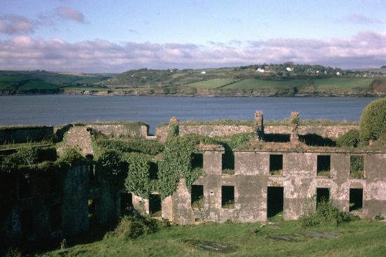 Charles Fort near Kinsale in County Cork, 17th century. Artist: Unknown-Unknown-Photographic Print