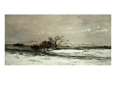 Winter, Called Snow (L'Hiver, Dit La Neige), 1873