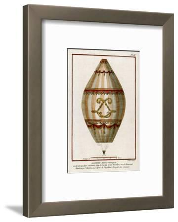The First Practical Balloon Montgolfier's First Air Balloon Unmanned was Launched