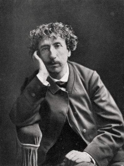 Charles Garnier, French Architect, 1882--Giclee Print