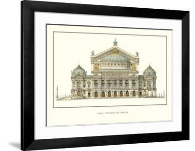 Paris, Theatre de l'Opera, Paris