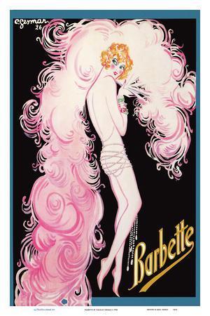 Barbette - Greatest Drag Queen at Folies Bergère
