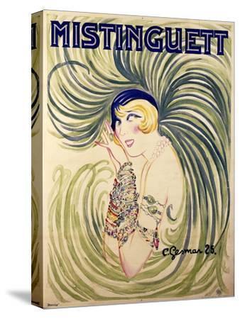 Mistinguett, 1925