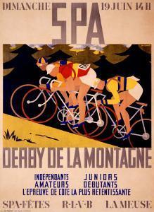 Derby de la Montagne by Charles Gilbert