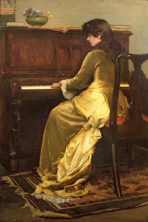 The Reverie, 1900