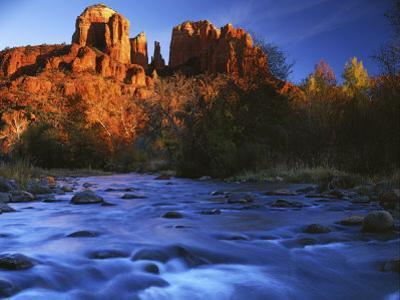 Cathedral Rock, Oak Creek, Arizona, USA by Charles Gurche