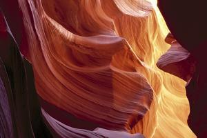 Slot Canyon, Antelope Canyon, Arizona, USA by Charles Gurche