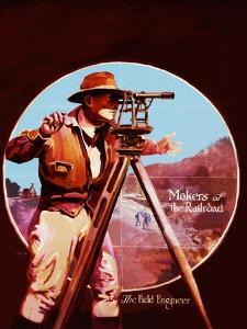 The Field Engineer by Charles H. Dickson